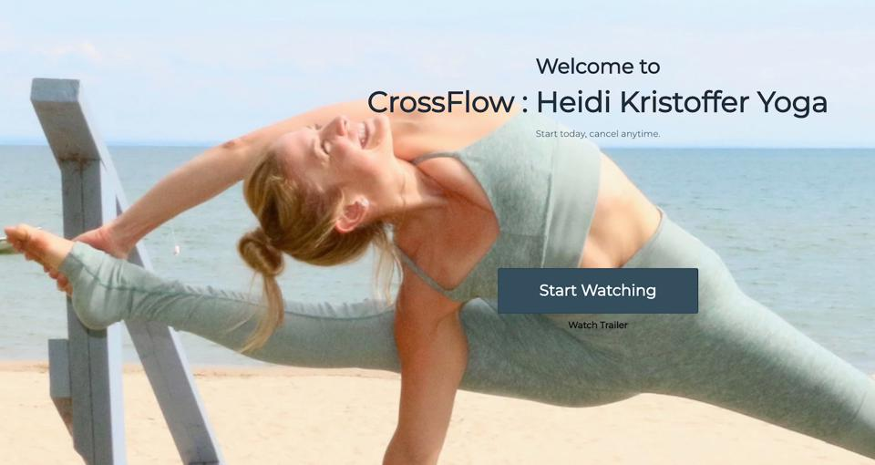 CrossFlow Yoga