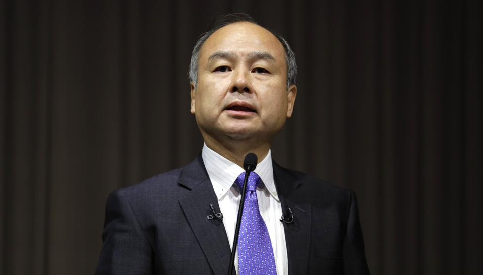 SoftBank's Masayoshi Son: The Japanese investor, worth $18 billion, blew it with WeWork.SoftBank's