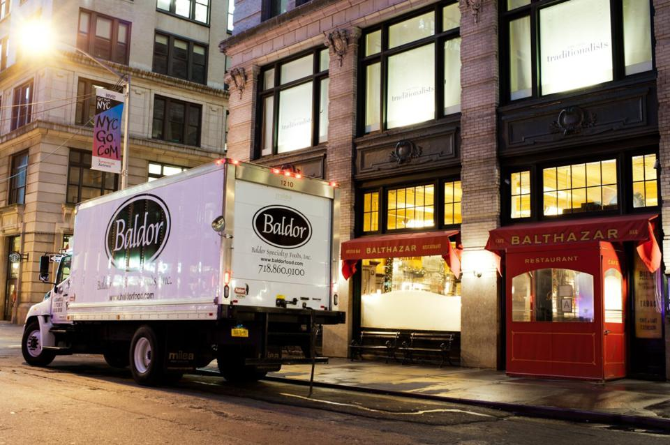 Baldor will deliver food directly to homes within a 50-mile radius of its Bronx headquarters, a new delivery option for folks who do not want to risk exposure to Coronavirus at the grocery store.