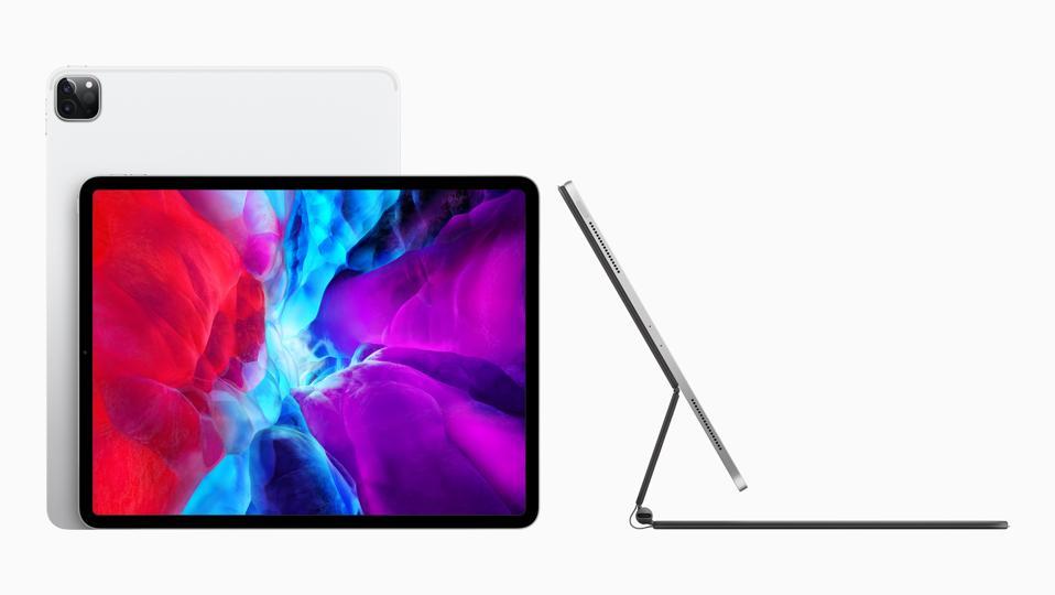 Apple's new iPad Pro and Magic Keyboard