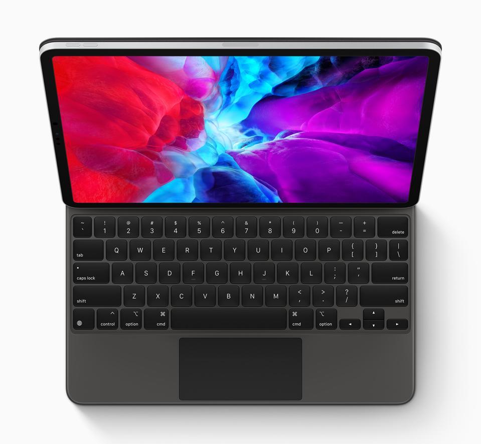 Apple's new iPad Pro keyboard