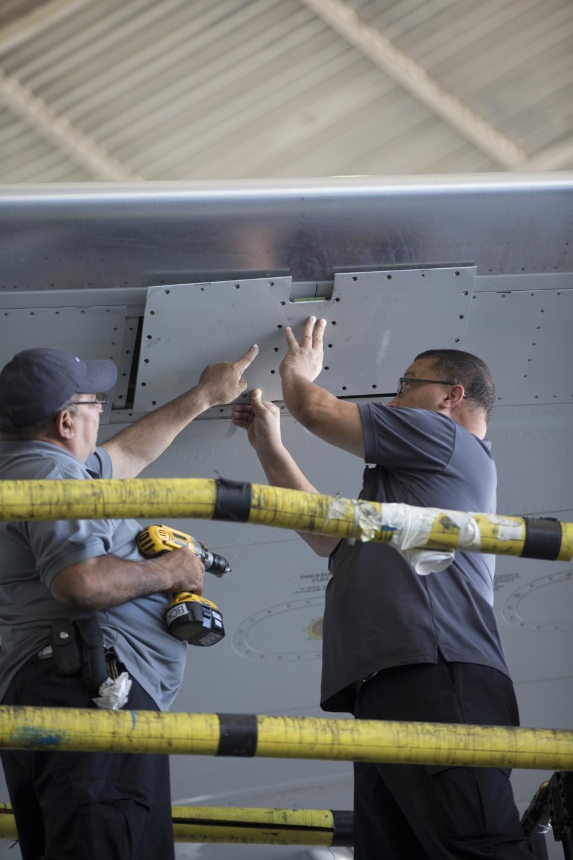 american airlines mechanics