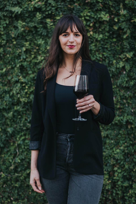Wonder Women of Wine founder, Rania Zayyat hopes to effect change for women in wine.