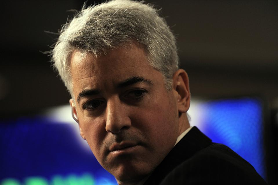 Billionaire Bill Ackman Bets On U.S. Recovery After Closing Coronavirus Hedges
