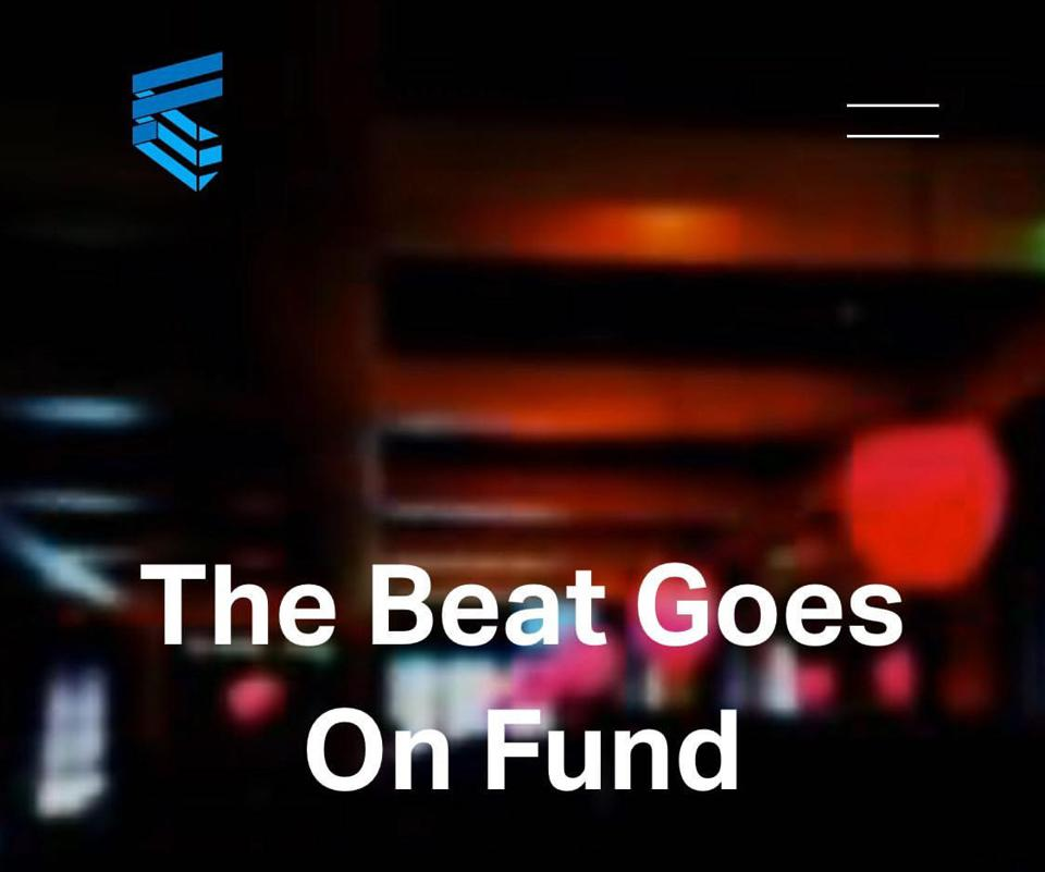 Courtesy of The Beat Goes On Fund