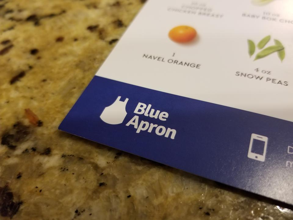 Blue Apron stock
