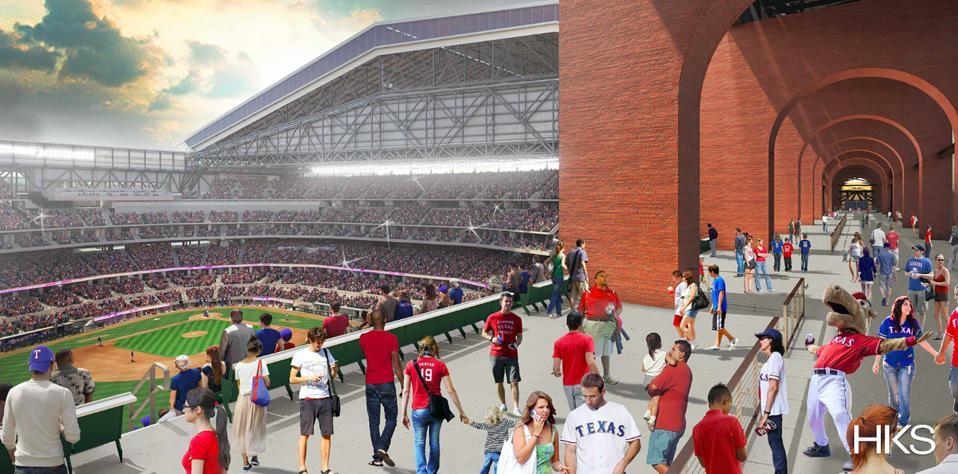 Texas Rangers Globe Life Field