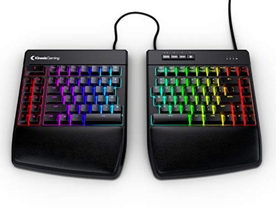 Kinesis Gaming Freestyle Edge Split Mechanical Keyboard