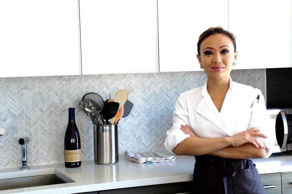 Chef and Co-Owner Kathy Fang, Fang Restaurant
