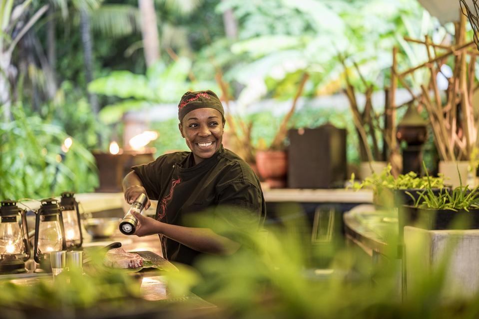 Chef Naomi Kimani, TRIBAL