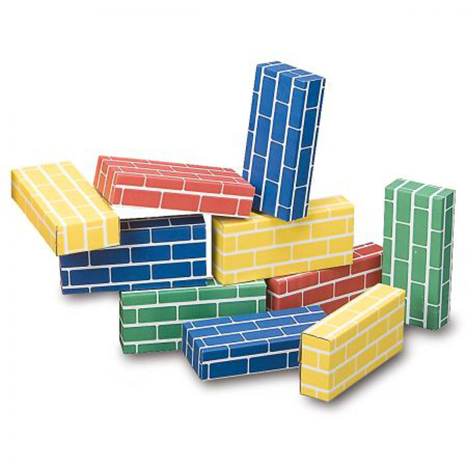 Lillian Vernon Primary Building Bricks