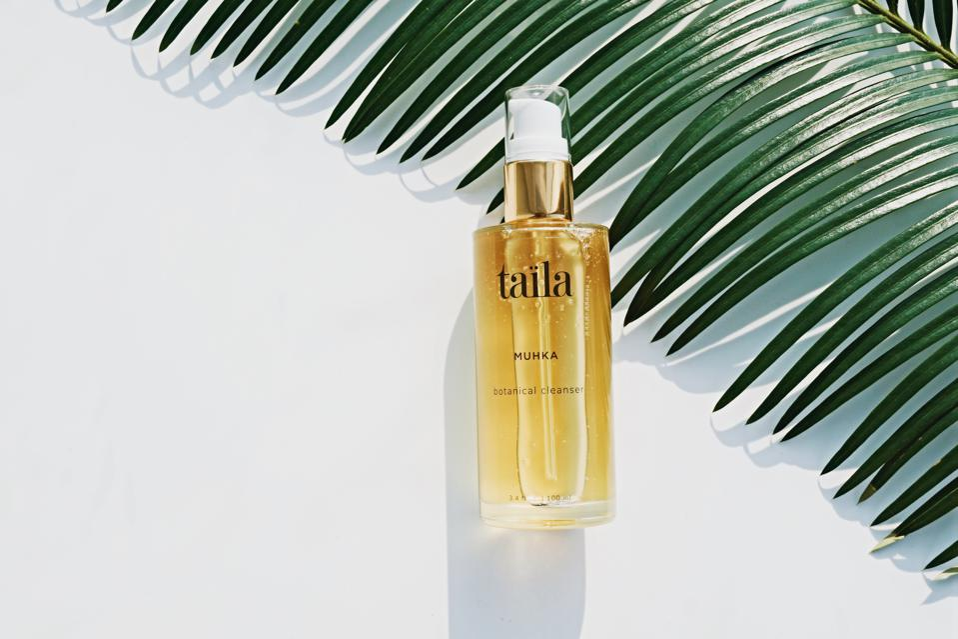 TAILA Mukha Botanical Cleansing Oil