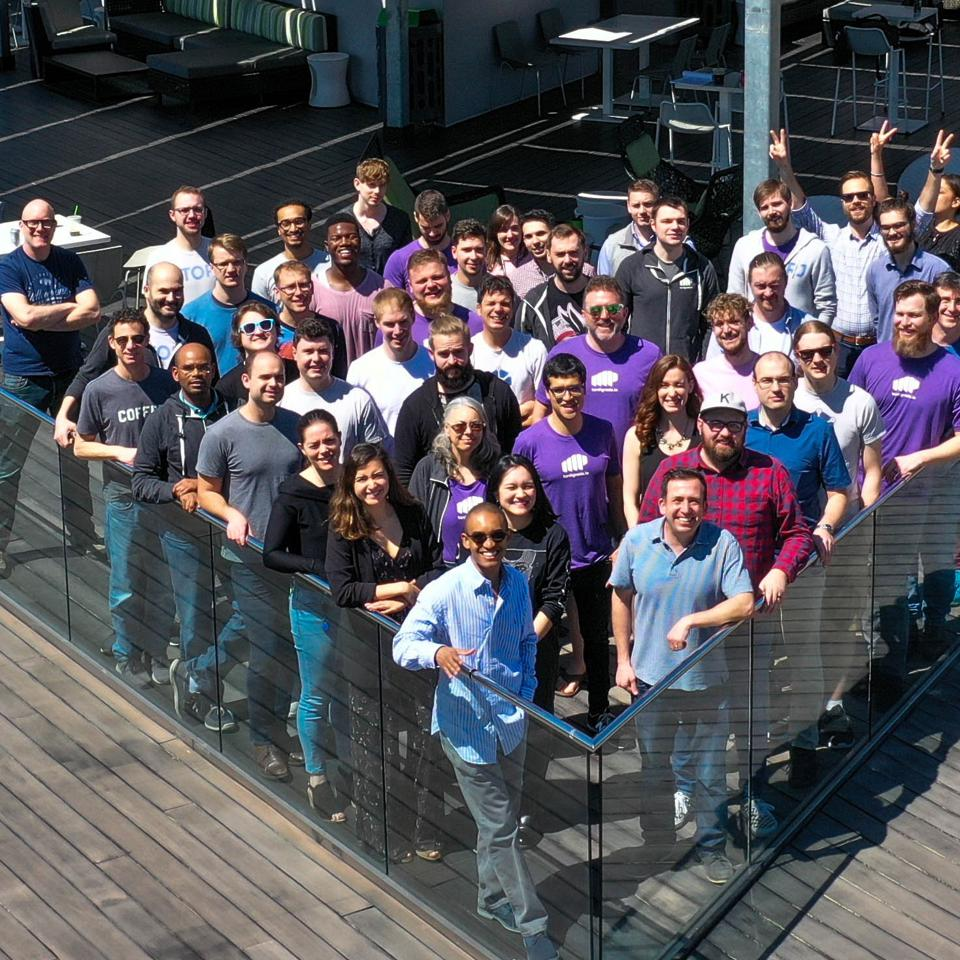 The Team at Storj