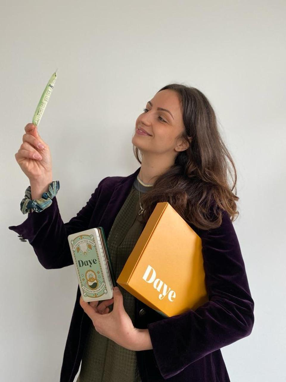 Valentina Milanova, Founder and CEO of Daye