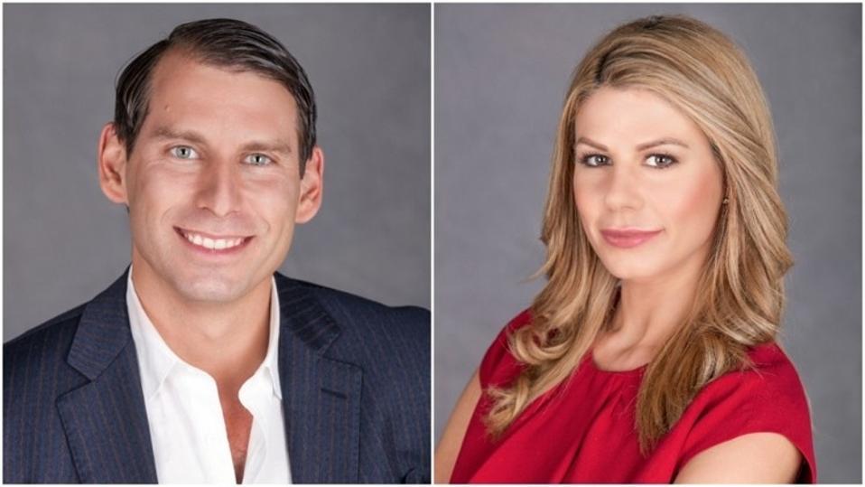 Filipp Chebotarev and Polina Chebotareva operate Cambridge Companies SPG together.
