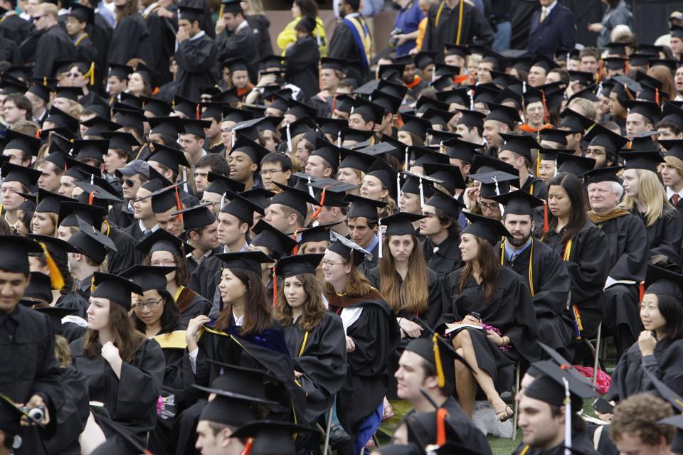 University of Michigan commencement
