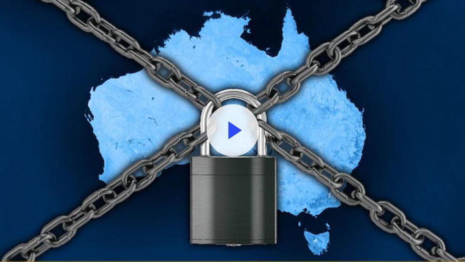Australia Coronavirus Lockdown country shuts borders to all tourists and foreigners