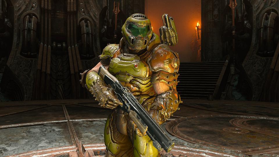 DOOM Eternal - Doom Marine badass