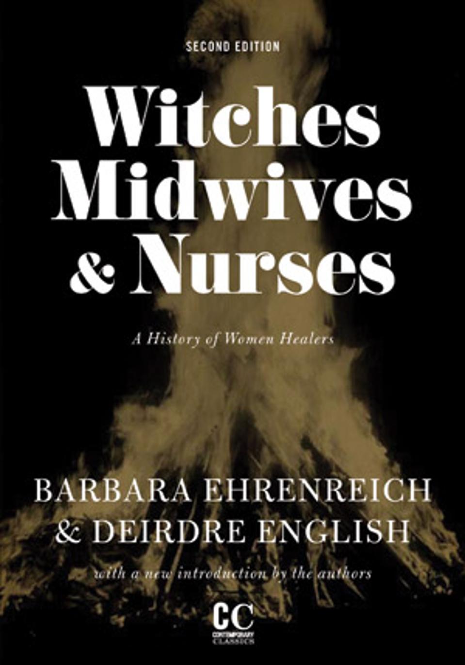 feminist press witches midwives nurses barbara ehrenreich deirdre english