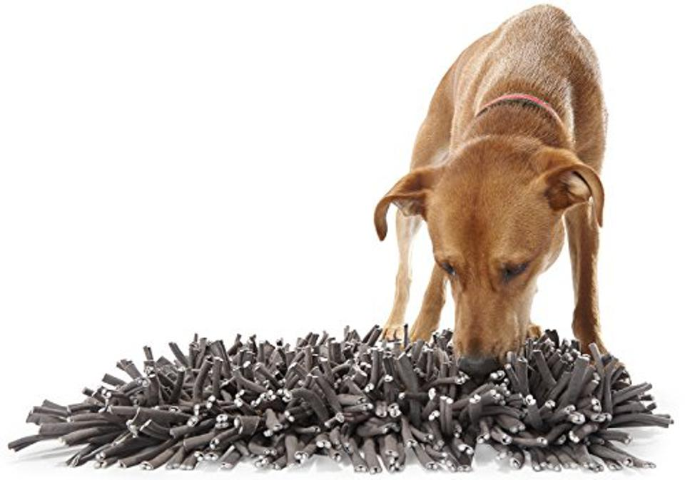 PAW5 Wooly Snuffle Mat, Feeding Mat for Dogs