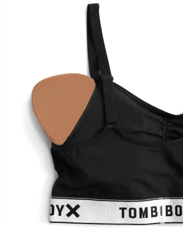 RUCHED BRALETTE WITH REMOVABLE INSERTS