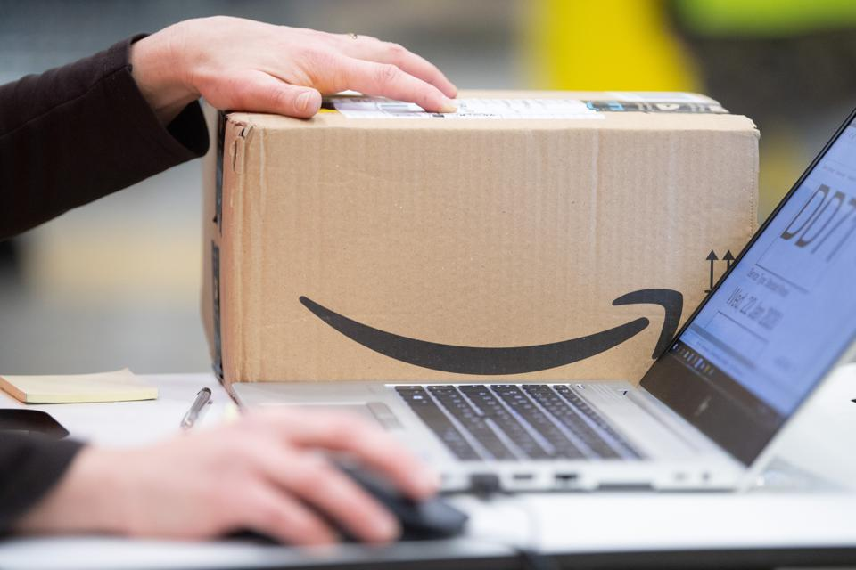 Amazon Gives A Boost To Merchants Who Fulfill Their Own Orders While Warehouses Struggle To Cope With COVID-19 Demand