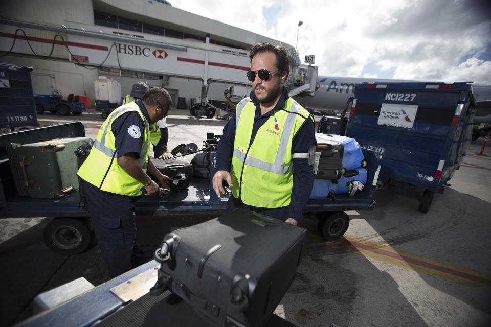 American airlines fleet service