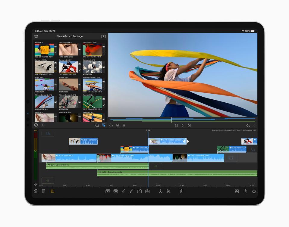 The new Apple iPad Pro promises blazing performance