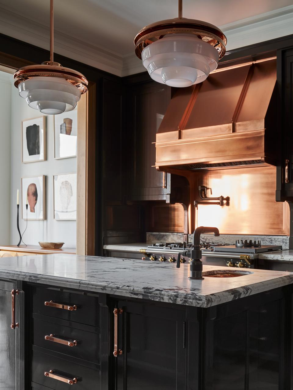 While We Re Spending Time At Home Eight Kitchen Islands To Lust After