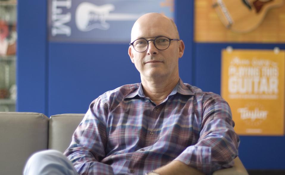 Tony van Veen, CEO, Disc Makers