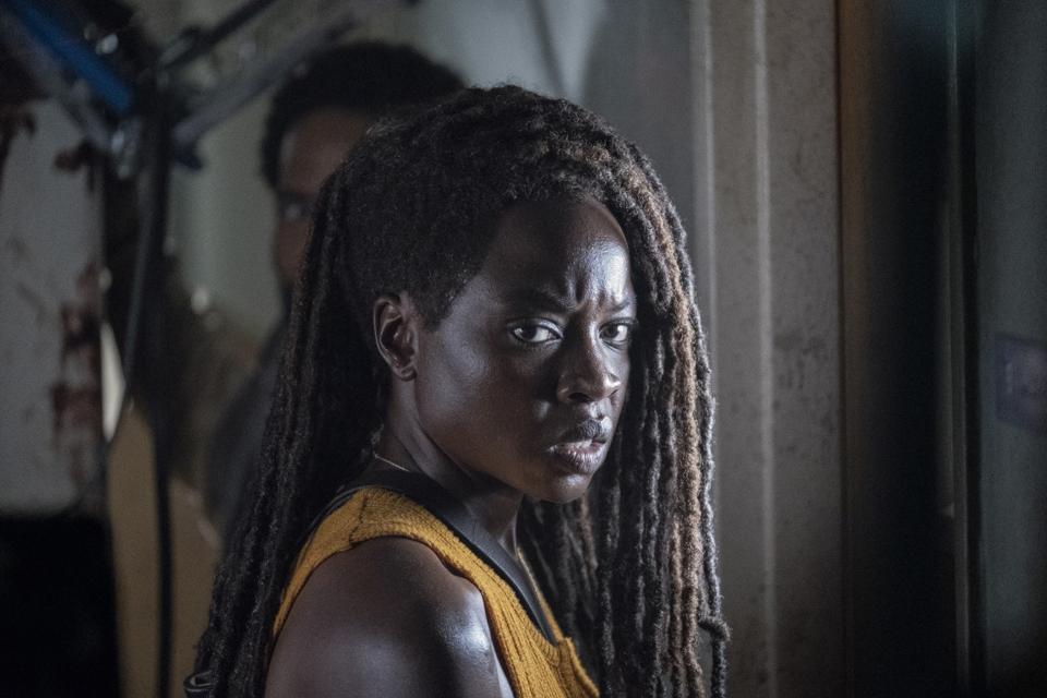 Michonne Final Episode Walking Dead
