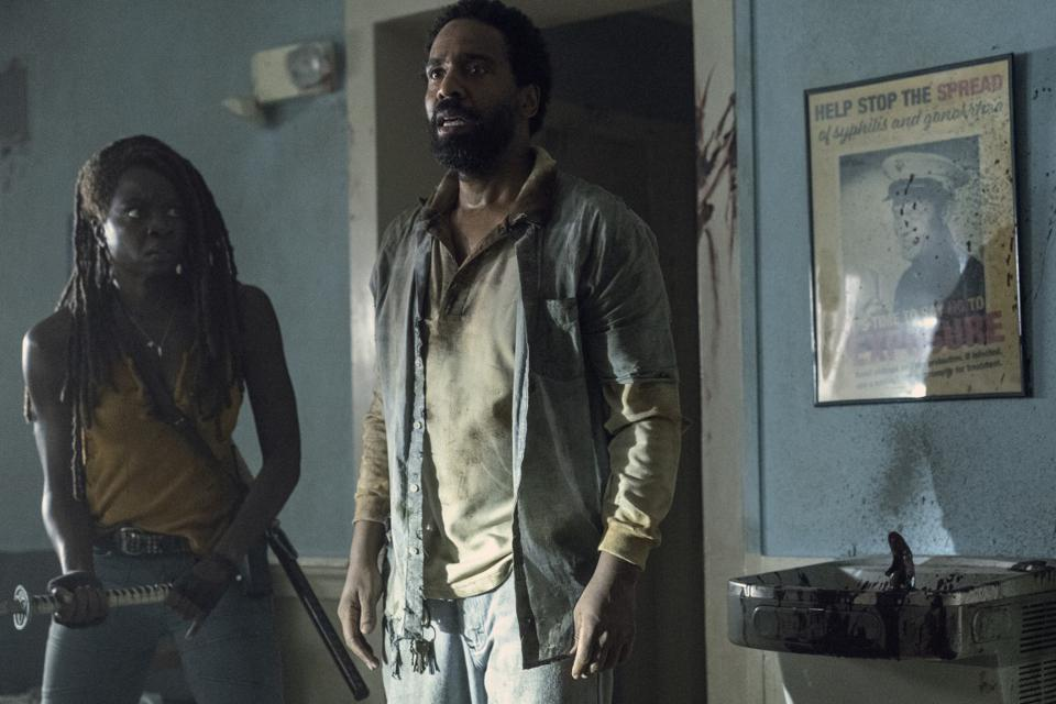 Michonne's Final Episode