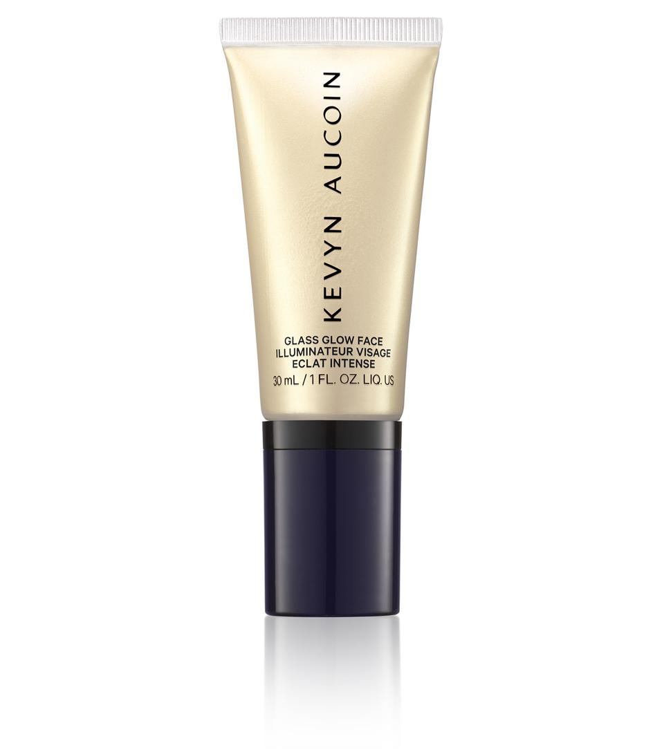 KEVYN AUCOIN Glass Glow Face and Body Gloss in shade Solar Quartz