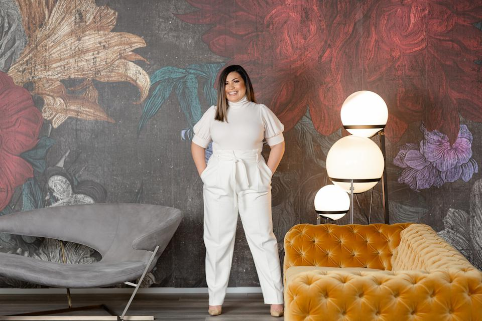 Juliana Oliveira of Beyond Interior Design