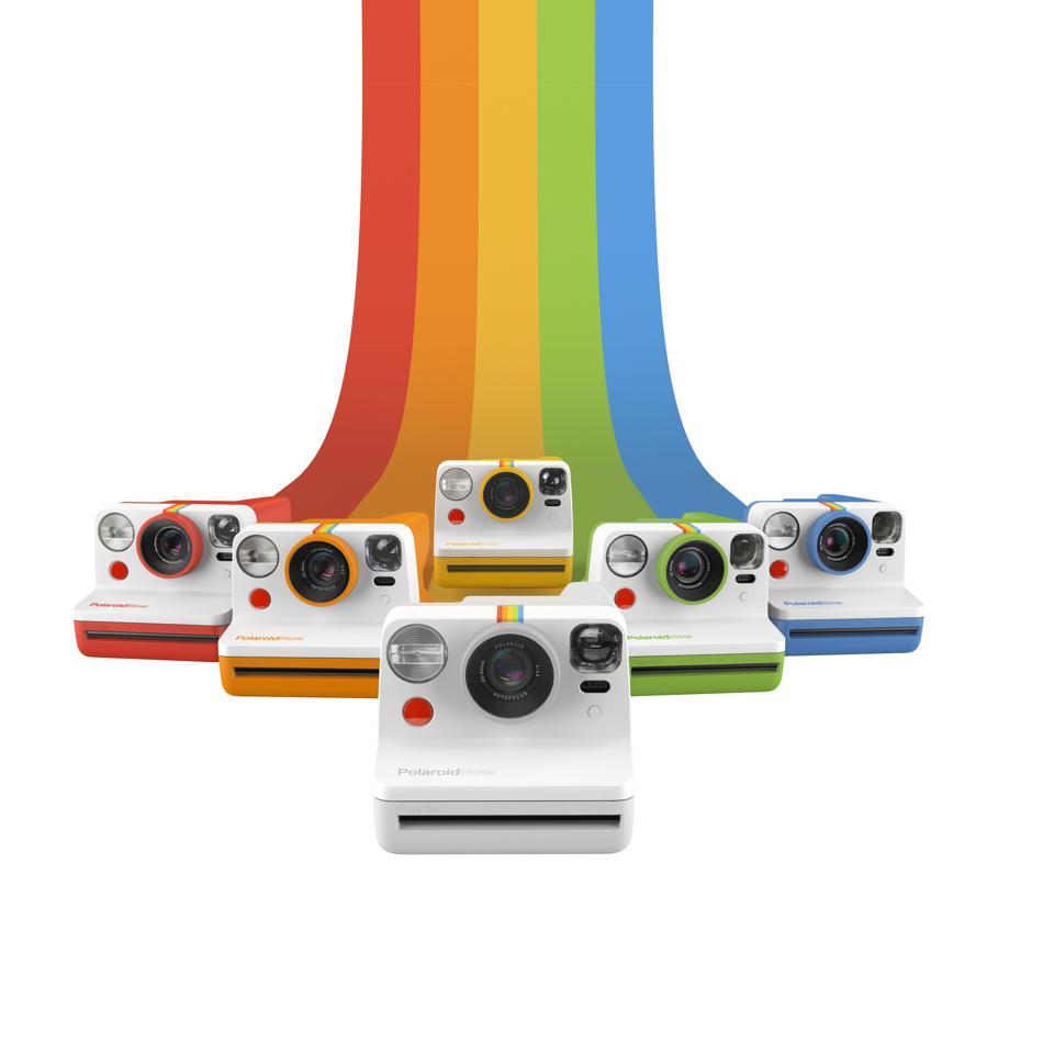 Polaroid Now lineup