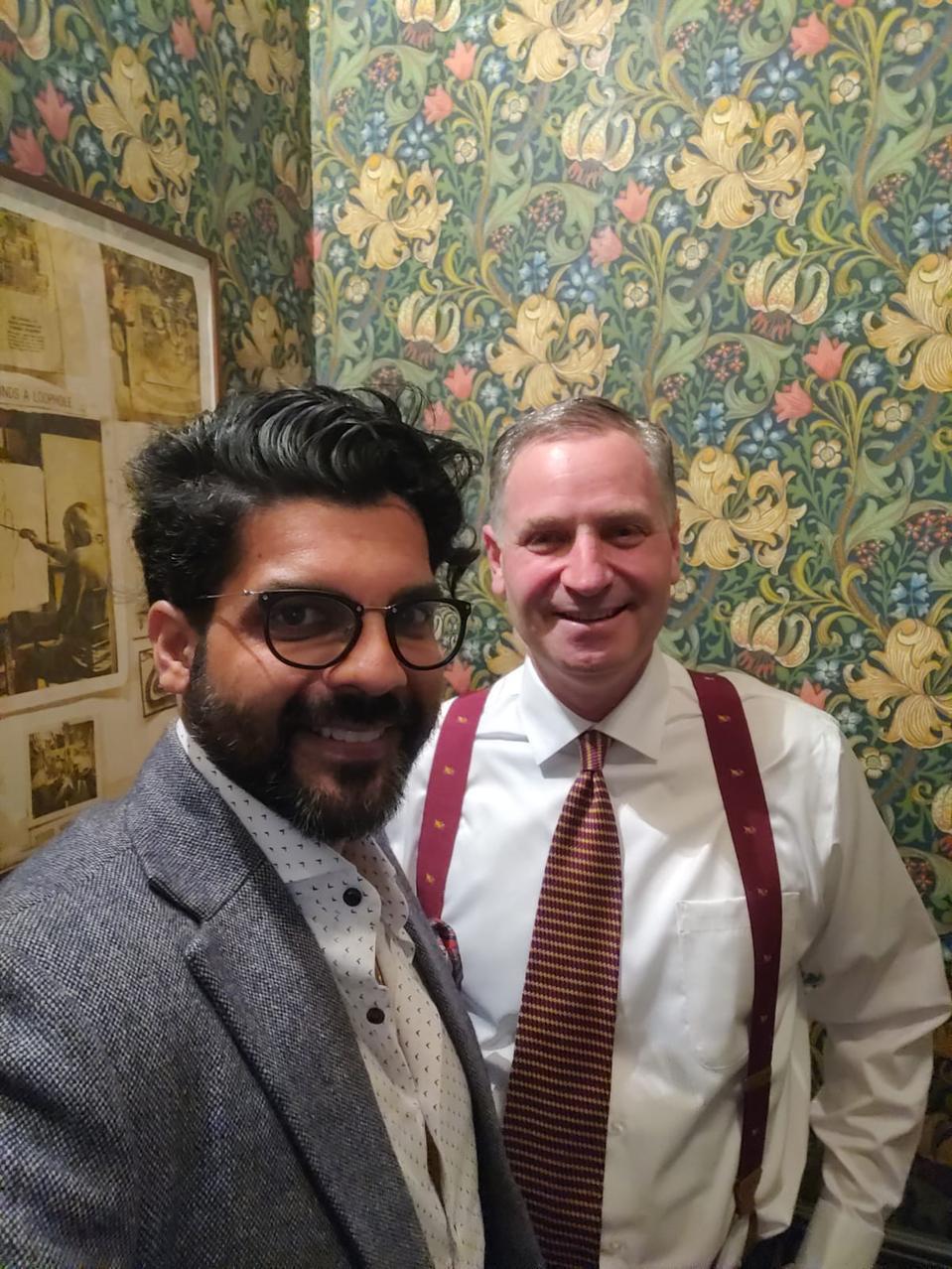 Pranav Yadav and Robert Reiss