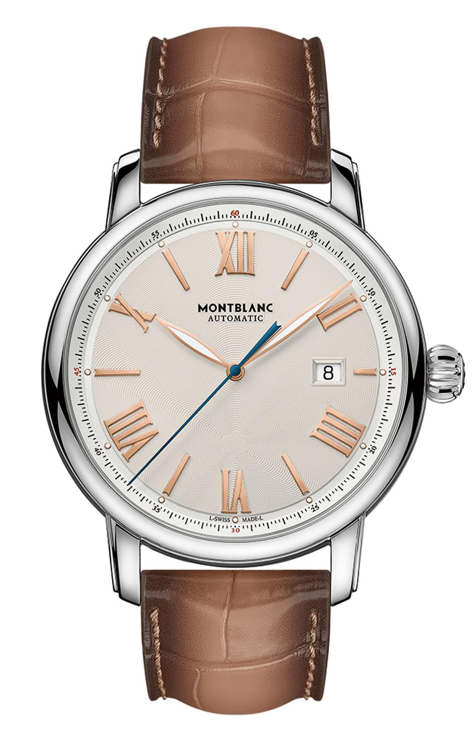 The Montblanc Star Legacy Date Automatic.