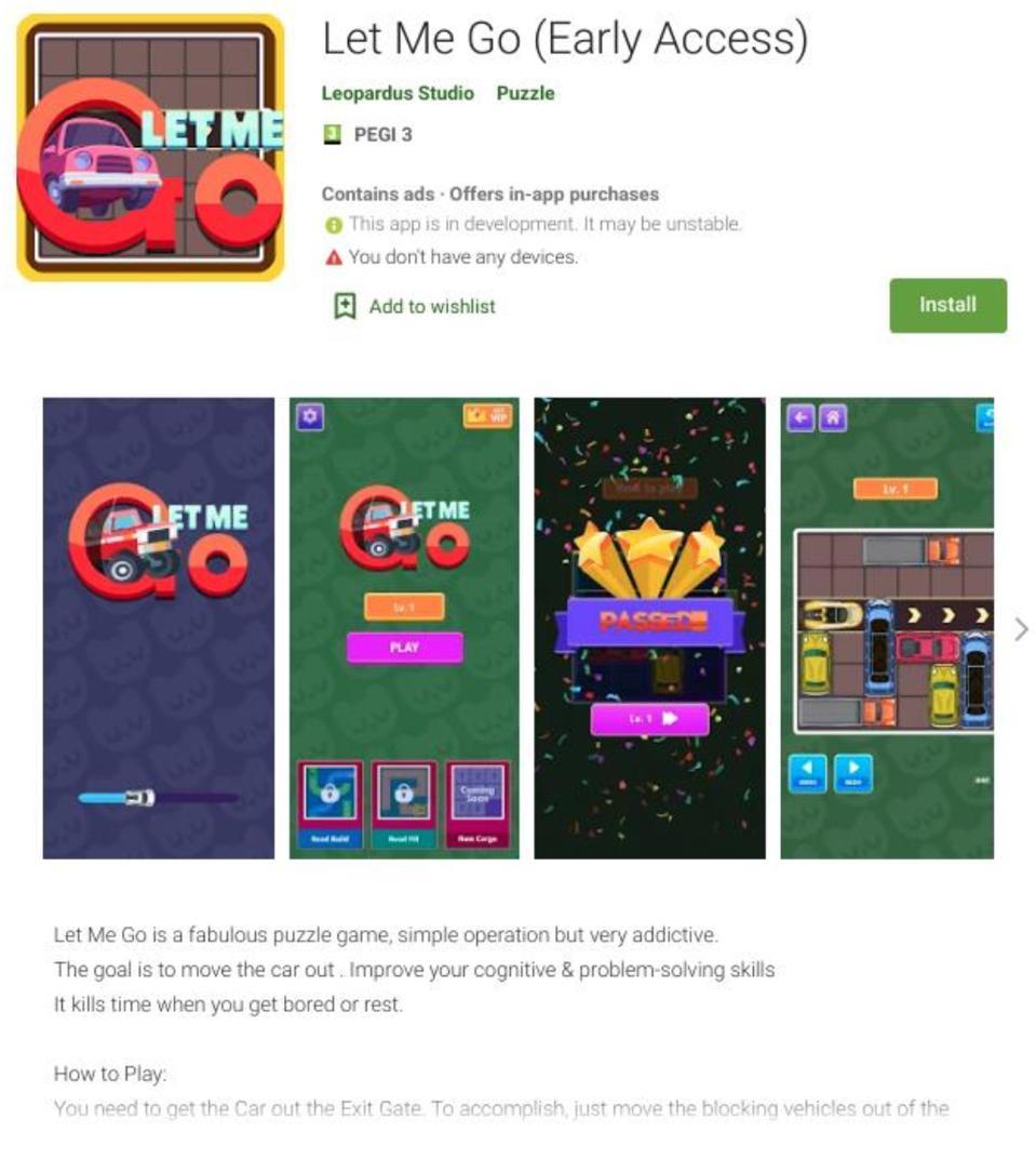 Tekya infected app