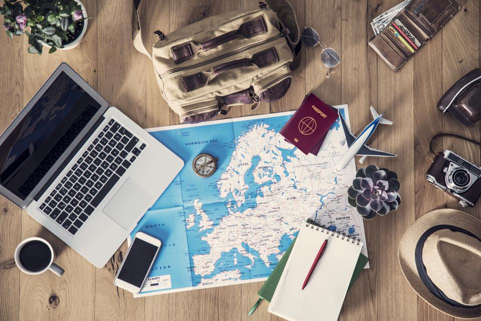 How To Plan Travel While Social Distancing