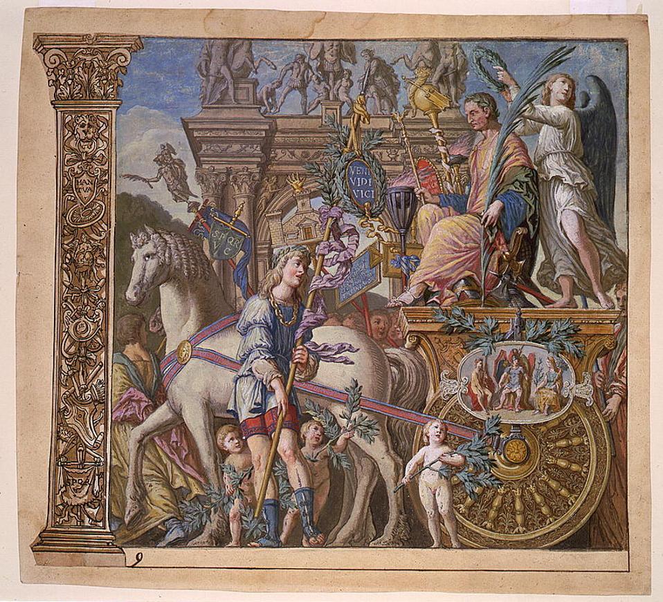 Triumph of Julius Caesar
