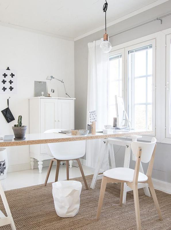 Create An Inspiring Home Office During Lockdown