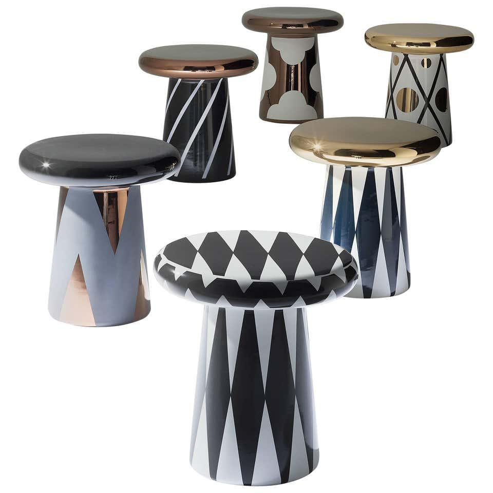 BOSA T Tables by Jamie Hayon a