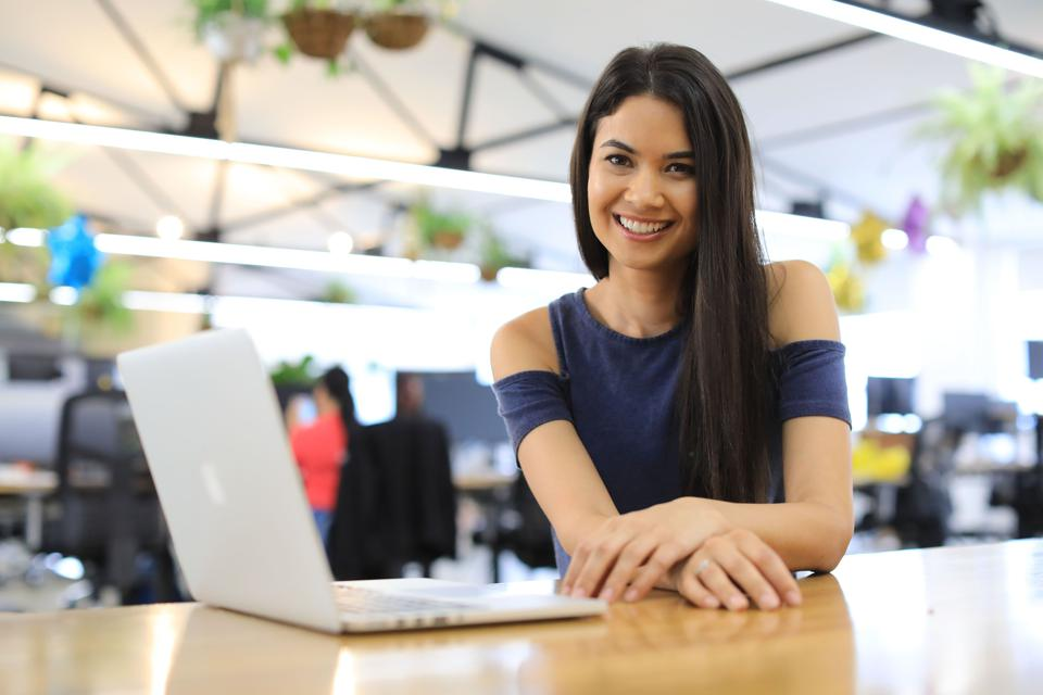 Melanie Perkins of Canva is a champion of remote working.