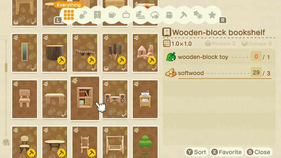 Animal Crossing New Horizons Here Are The Recipes In Test Your