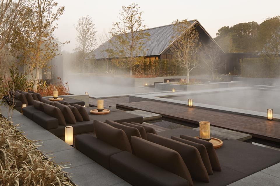 Amanemu, Japan luxury hotels with hot springs