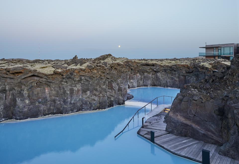 Retreat at Blue Lagoon, Iceland luxury hotels with hot springs