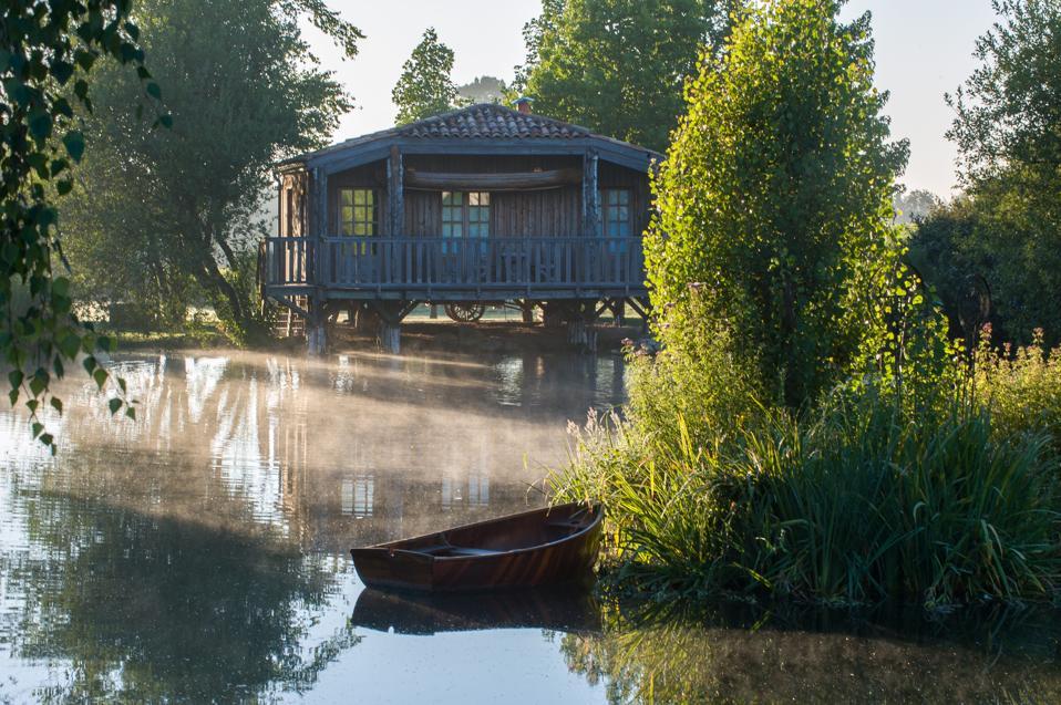 Les Sources de Caudalie, France luxury hotels with hot springs