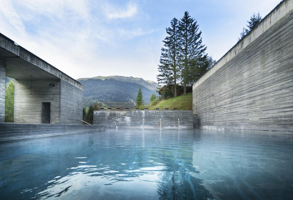 7132 Hotel, Switzerland luxury hotels with hot springs