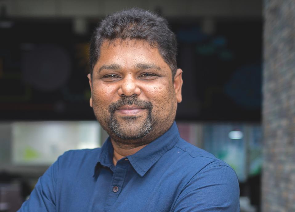 Girish Mathrubootham, Founder and CEO, Freshworks