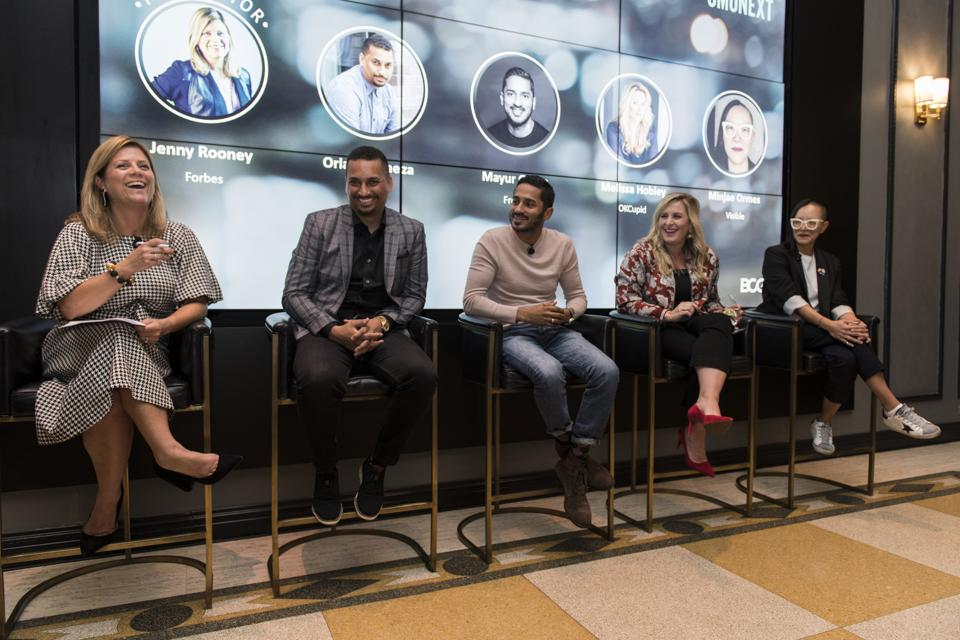 Forbes CMO Next Under 30 Panel